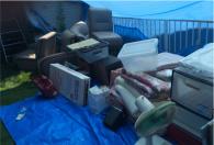 「引越し後の不用品回収作業実績」熊本在住の小山様