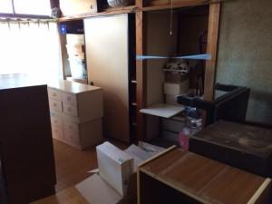実家の片付け、空き家整理、空き家片付け、タンス回収、粗大ゴミ回収、不用品回収福岡,ゴミ回収