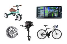 自動車、自転車、バイク、アルミホイール、カーナビ、三輪車など乗り物の回収・処分