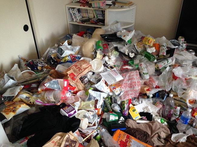 福岡・大分・熊本でゴミ屋敷の片付けならお任せください。
