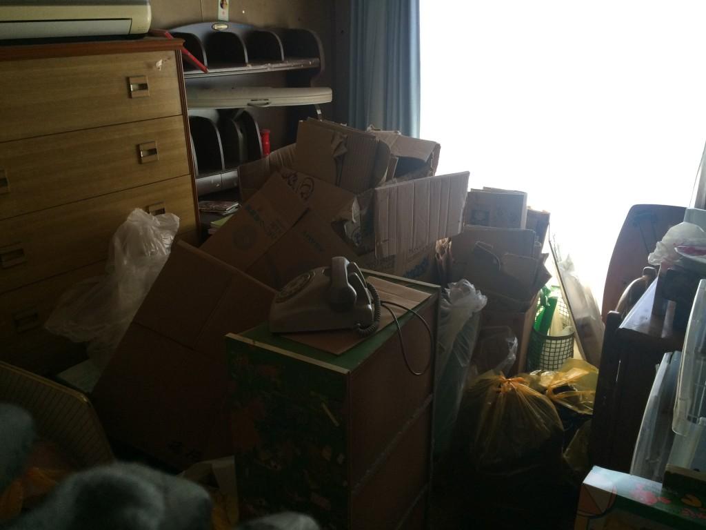 実家片付け福岡、空家片付け、ゴミ屋敷、ゴミ回収、粗大ゴミ回収福岡