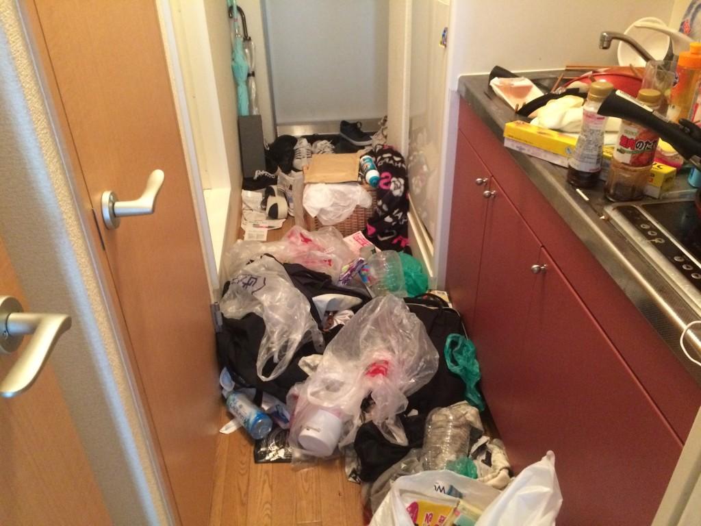 北九州ゴミ回収、福岡ゴミ回収、ゴミ屋敷、ごみ屋敷、引越しゴミ回収、遺品整理、