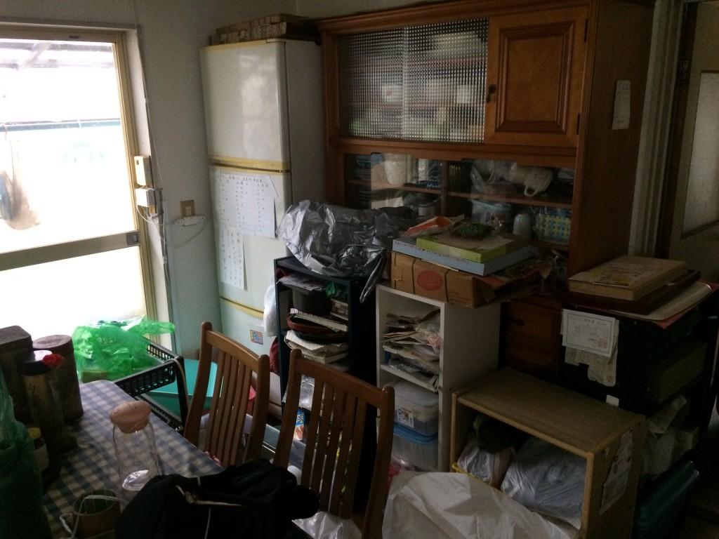 不用品回収、粗大ゴミ回収、引越しゴミ回収、実家片付け、空家の片付け、部屋の片付け、遺品整理福岡、遺品整理北九州、