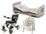 介護ベッド・車椅子・シニアカーなど介護用品の回収