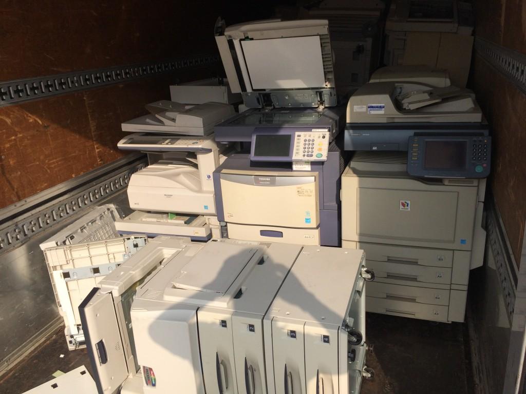 事務所移転、事務所撤去、事務用機器回収、破産、不用品回収福岡、ゴミ回収、ゴミ屋敷