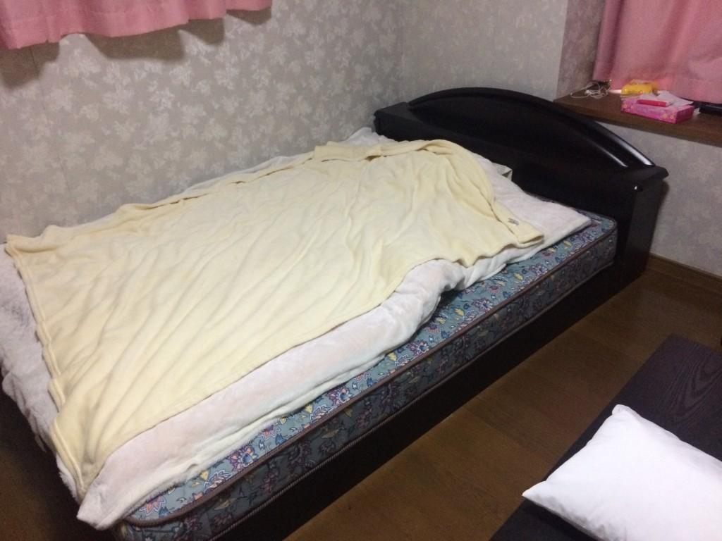 福岡ベッド回収、家具回収、部屋片付け、マッドレス回収福岡、ゴミ屋敷福岡