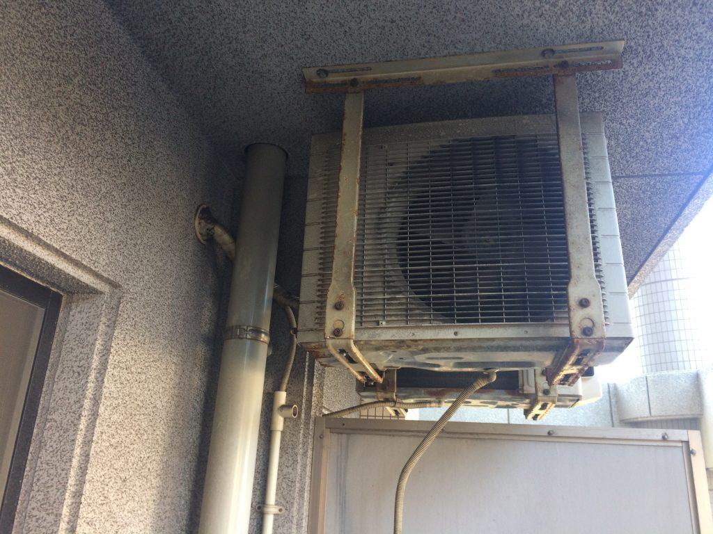 福岡市エアコン回収、福津市エアコン回収、糟屋郡エアコン回収、新宮町エアコン回収、古賀市エアコン回収、