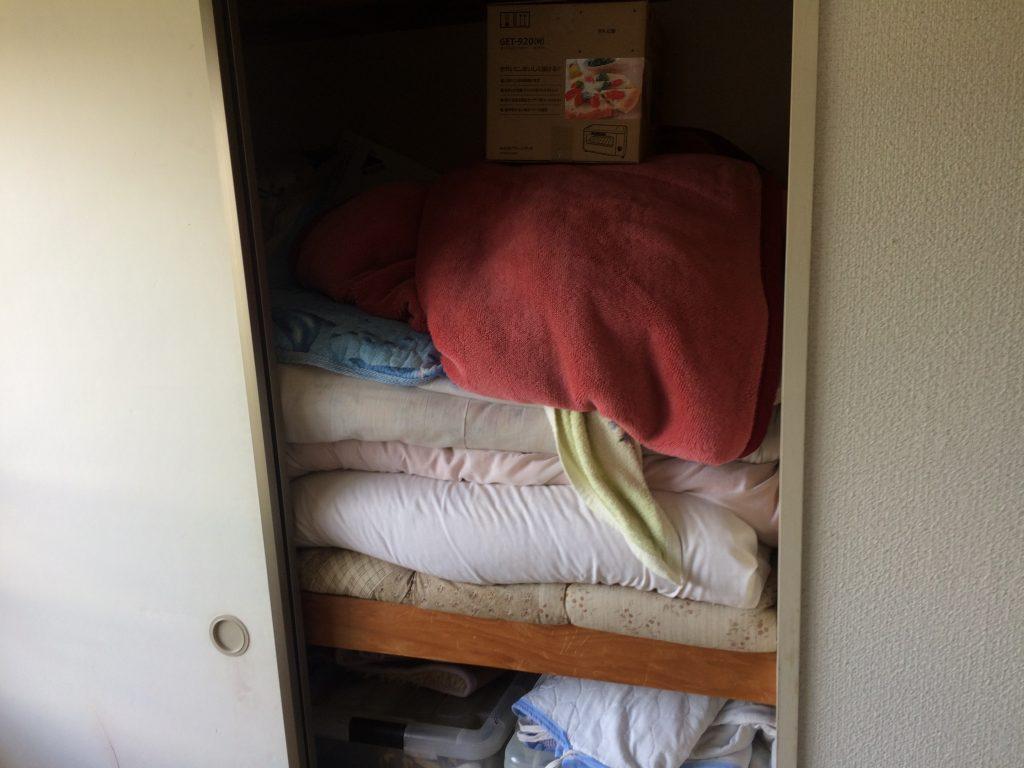 福岡不用品回収、福岡実家の片付け、福岡市実家片付け、福岡市部屋の片付け