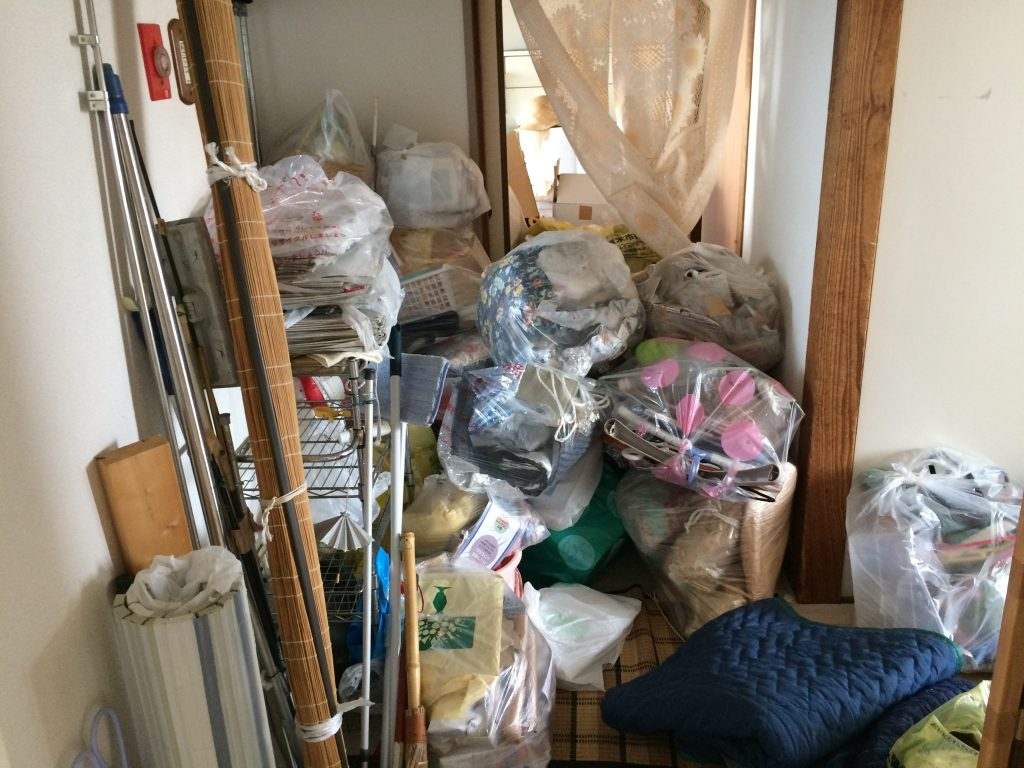 大分ごみ屋敷、別府ごみ屋敷、大分部屋の片付け、別府市部屋の片付け、別府市引越しゴミ回収、大分市引越しゴミ回収