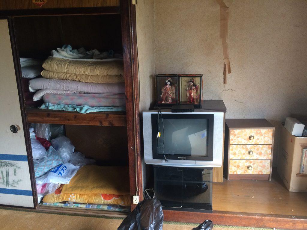 福岡、南区、引っ越しごみ、引っ越しゴミ、不用品回収、部屋の片付け、実家の片付け、空き家片付け、廃品回収、ベット回収