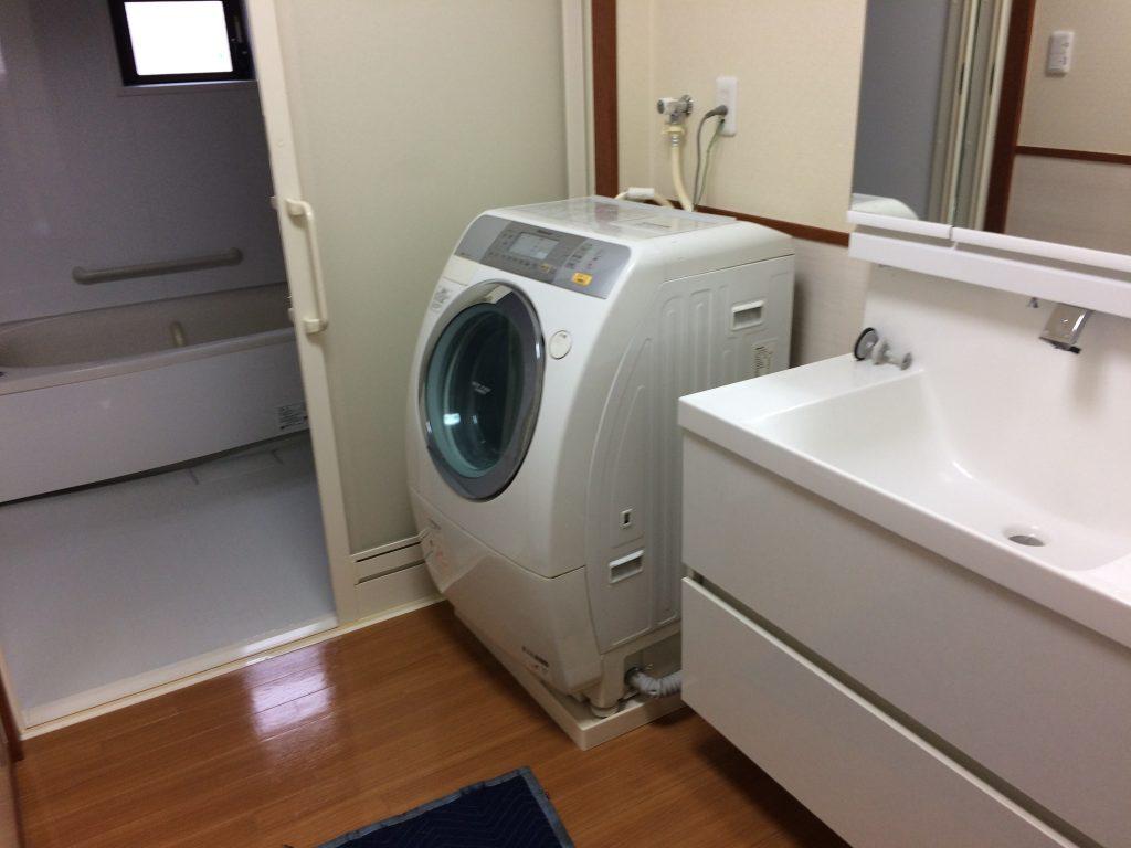洗濯機 粗大ゴミ 粗大ごみ 引っ越しゴミ