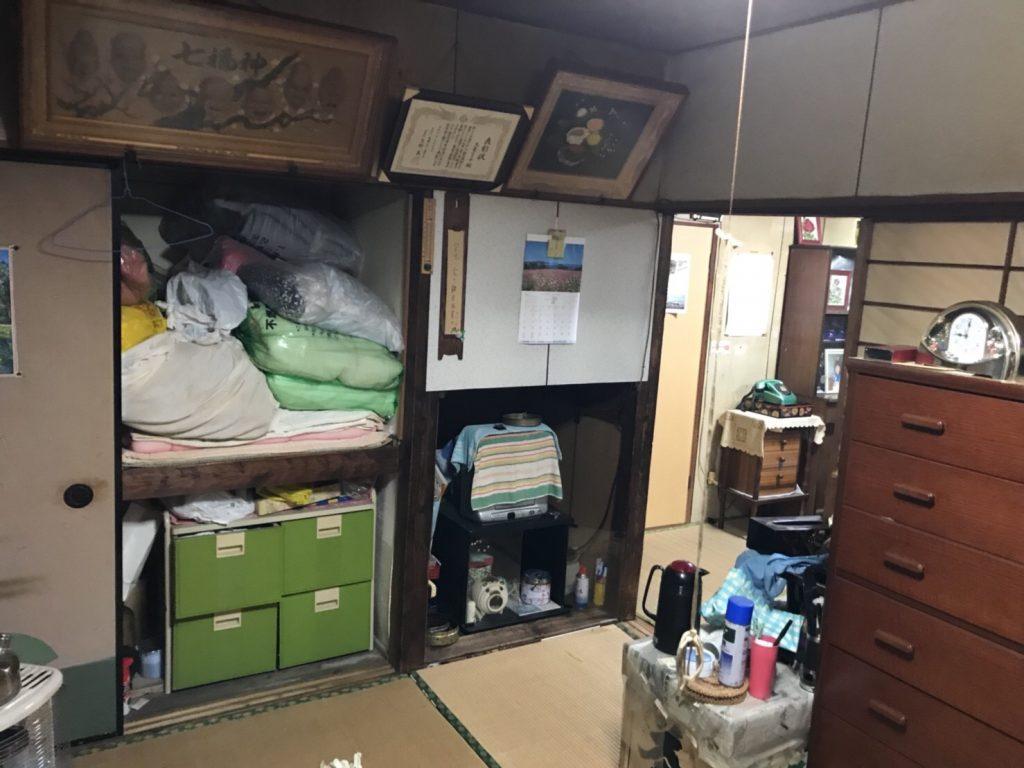 福岡不用品回収、粗大ゴミ回収、遺品整理、実家片付け、ゴミ屋敷、引越しゴミ回収、部屋の片付け