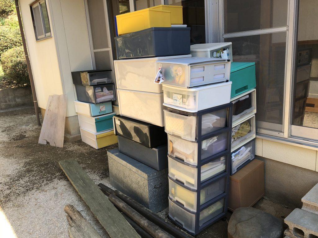 引っ越しゴミ 引っ越しごみ 実家片付け 遺品整理 粗大ゴミ回収 粗大ごみ回収