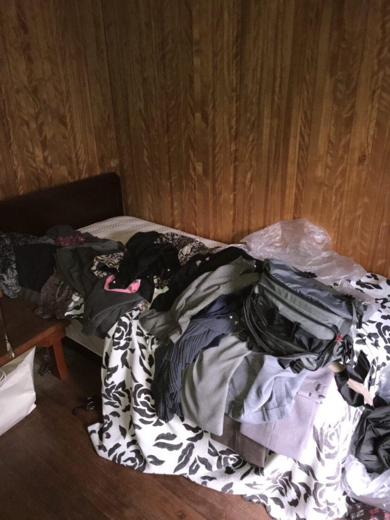 実家片付け 引っ越しゴミ 引っ越しごみ 遺品整理
