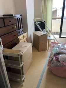 福岡遺品整理、福岡不用品回収、福岡介護施設引越し、福岡粗大ゴミ回収、タンス移動