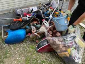 倉庫片付け、庭、不用品回収、粗大ゴミ、リサイクル、買取、片付け、掃除、福岡、飯塚、