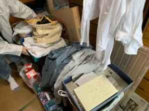 生前整理、片付け、転倒防止、不用品回収、粗大ゴミ、簡易清掃、ごみ屋敷