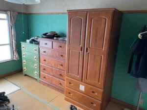 不用品、買取、リサイクル、家具、家電、タンス、エアコン、粗大ゴミ、福岡、熊本、大分、片付け、遺品整理、生前整理、空き家片付け、実家片付け
